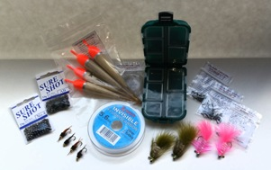 cac float fishing kit