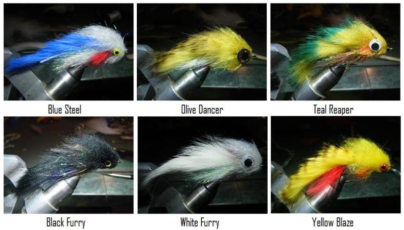 Yellow Red Spot Egg Flies weighted Bead Head Trout Flies Choice Size Qty Trout